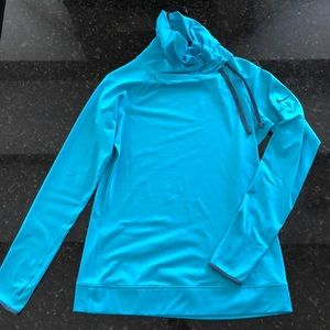 Women's Large Nike Pro Dri- Fit running shirt.